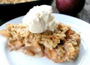 Butter Apple Crisp