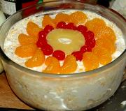 Canned Fruit Ambrosia