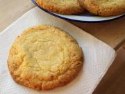 Betty's Colossal Corn Cookies