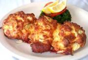 Crab Cakes Italiano