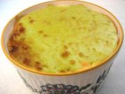 Cheese And Corn Souffle