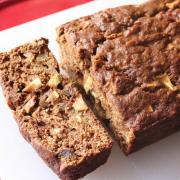 Chocolate Date Nut Bread