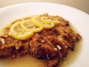 Chicken With Citrus Sauce