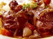 Chicken Coq Au Vin