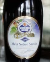 Schneider Weisse Nelson Sauvin – A Sauvignon Blanc Reminiscent