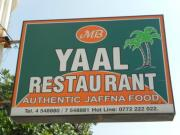 Off the Eaten Path: Yaal Restaurant, Colombo