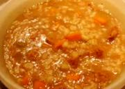 Slow Cooking Beef Barley Soup