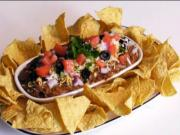 Appetizer : The Best Spicy Bean Dip