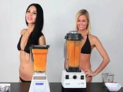 Hot Soups - Blendtec Vs. Vitamix - The Blender Babe Reviews