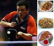 Spanish table tennis player loves Chinese food