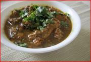 Mom's Chettinad Chicken Curry