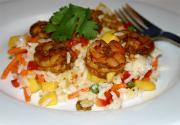 Seafood Salad With Orange Vinaigrette