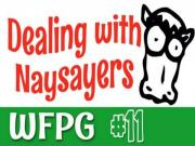 WFPG Episode 11 - How to Deal with Meat Loving Naysayers