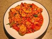 Spanish Rice with Chicken