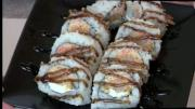 How to Make Crab Sushi Rolls