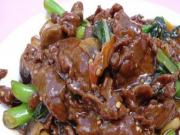 Steak In Oyster Sauce