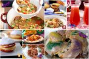 Mardi Gras traditional food recipes