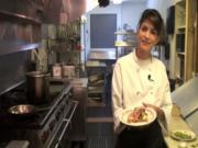 Bruschetta Ricotta, Prosciutto & Peppers