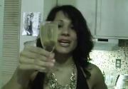 Italian Tiziano Champagne Cocktail