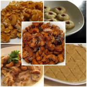Cashew dishes
