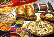 Easy superbowl party food ideas for a fun filled superbowl party