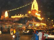 Grand Bhandara at The Chattarpur Temple, New Delhi