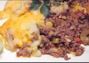 Homemade Shepherd's Pie