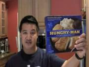 Hungry Man Boneless Fried Chicken Review
