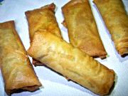 how to make crispy vegetable spring rolls recipe chinese