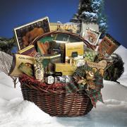 Easy tips on how to make Christmas food gift baskets