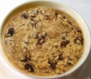 Raisin and Spice Oatmeal