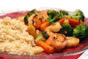 Healthier food choices at Chinese Restaurants