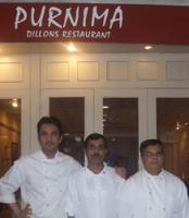 Chef Vikas in Purnima's Kitchen