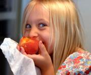 Fruits, especially citrus fruits are an important part of a hyperactive childs diet!