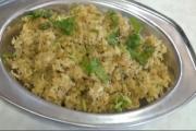 Gluten Free Cabbage Upma