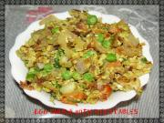 Vegetables Based Egg Ki Bhurji