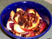 Quick Fruit Salad with Whisky Sauce