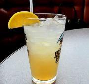 Frosty Lemon Frappe