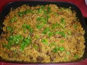 Beef Rice Pilaf