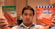 Fruit Bar Frodown: Edy's vs. FrutStix Review