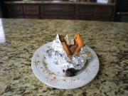 Outback Steakhouse Baked Sweet Potato