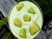 Avocado Mascarpone Dream Cream Dessert