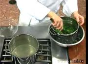 The Right Method of Blanching Green Vegetables