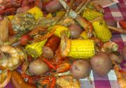 Low Country Seafood Boil