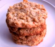Carrot Oatmeal Cookies