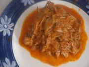 Cochinita Pibil (Mexican Food)