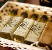 Gifting a basket of assorted olive oil is a great idea.
