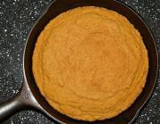 Simple Spelt Corn Bread