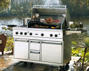 How to Use Viking Grill Rotisserie?