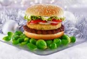 Burger King's Brussels Sprouts burger - The veggie not camouflaged!